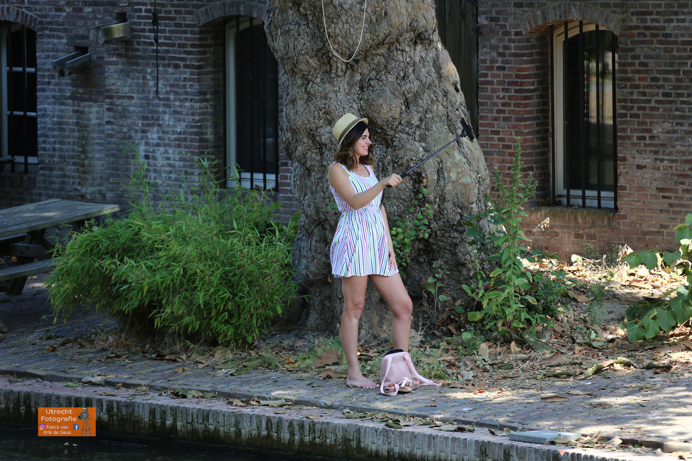 20180727 Oudegracht Selfie 01