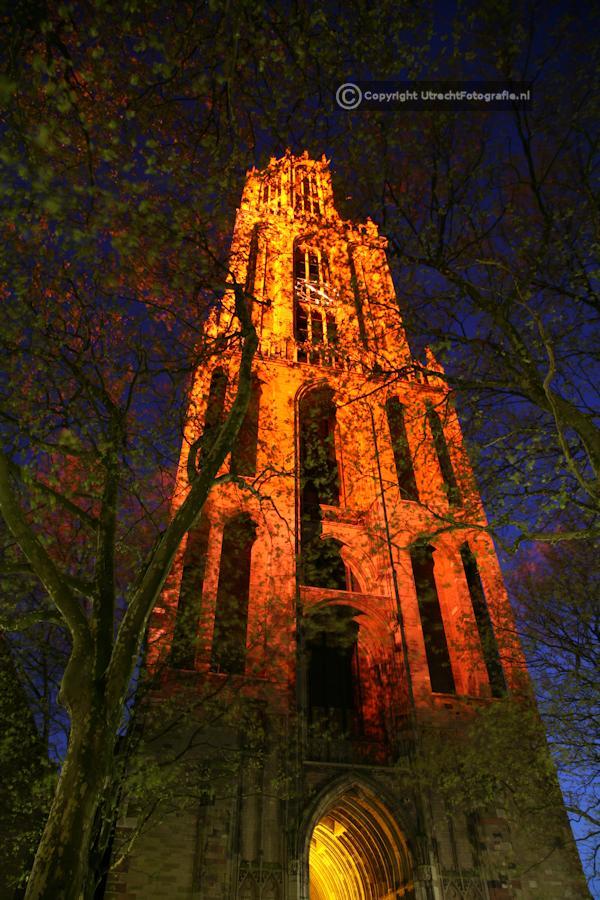 20100505 Domtoren oranje 2