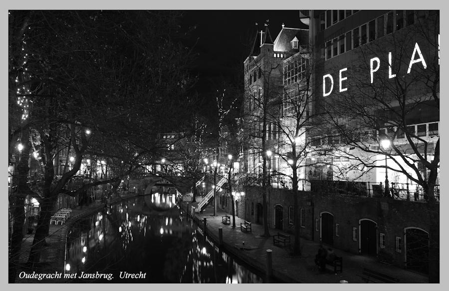 20071114 Oudegracht Jansbrug