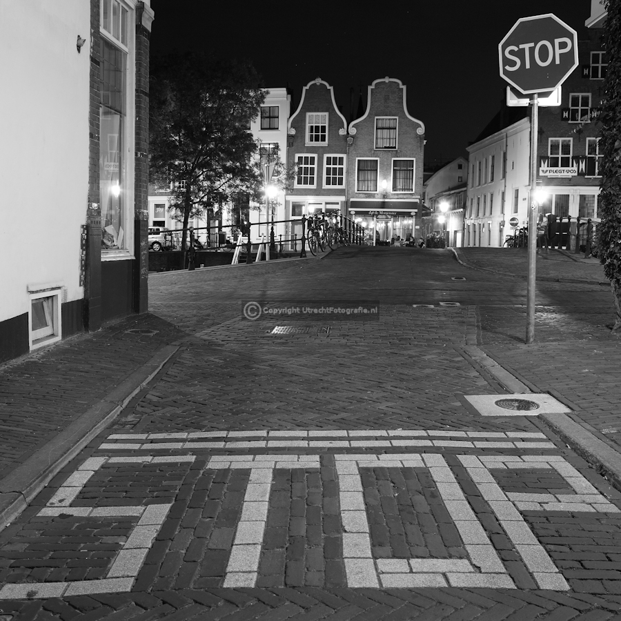 20110817 Oudegracht 1 STOP
