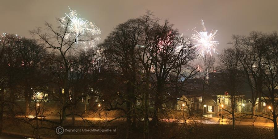 20130101 Vuurwerk Catharijnesingel 8a