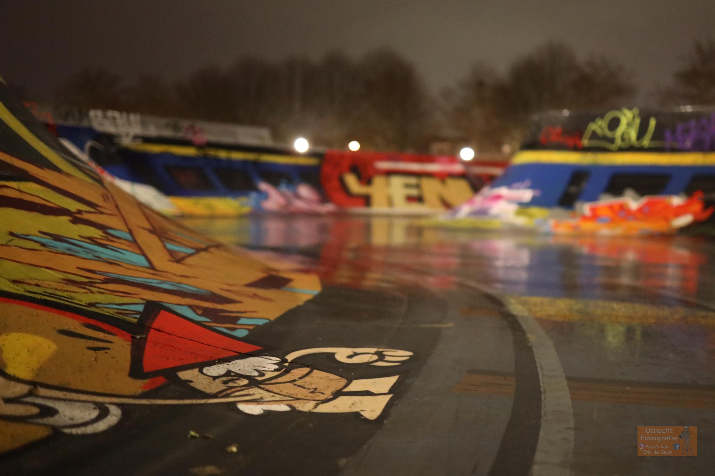 20190110 Griftpark skatebaan 04
