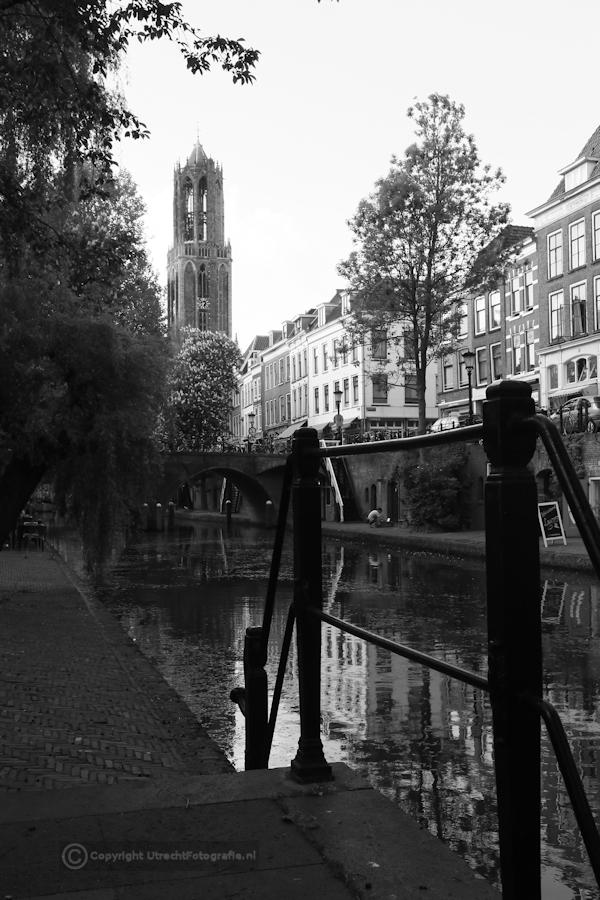 20160512 Oudegracht met Hamburgerbrug