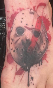 friday 13th jason voorhees tattoo