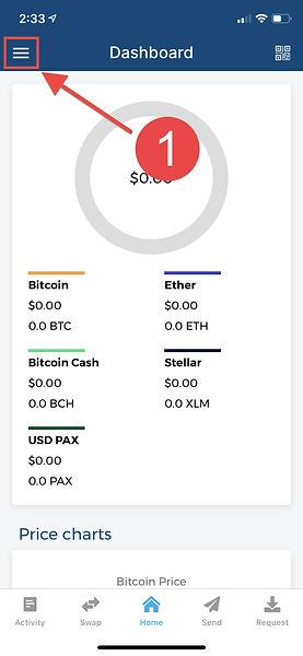 bitcoin atm wallet
