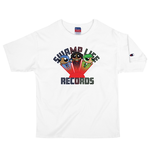 "SWAMPLIFERECORDS X JIM COMMANDER ""Puff Daddies 2019"" Tee"