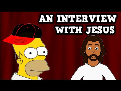 Sermon: An Interview with Jesus