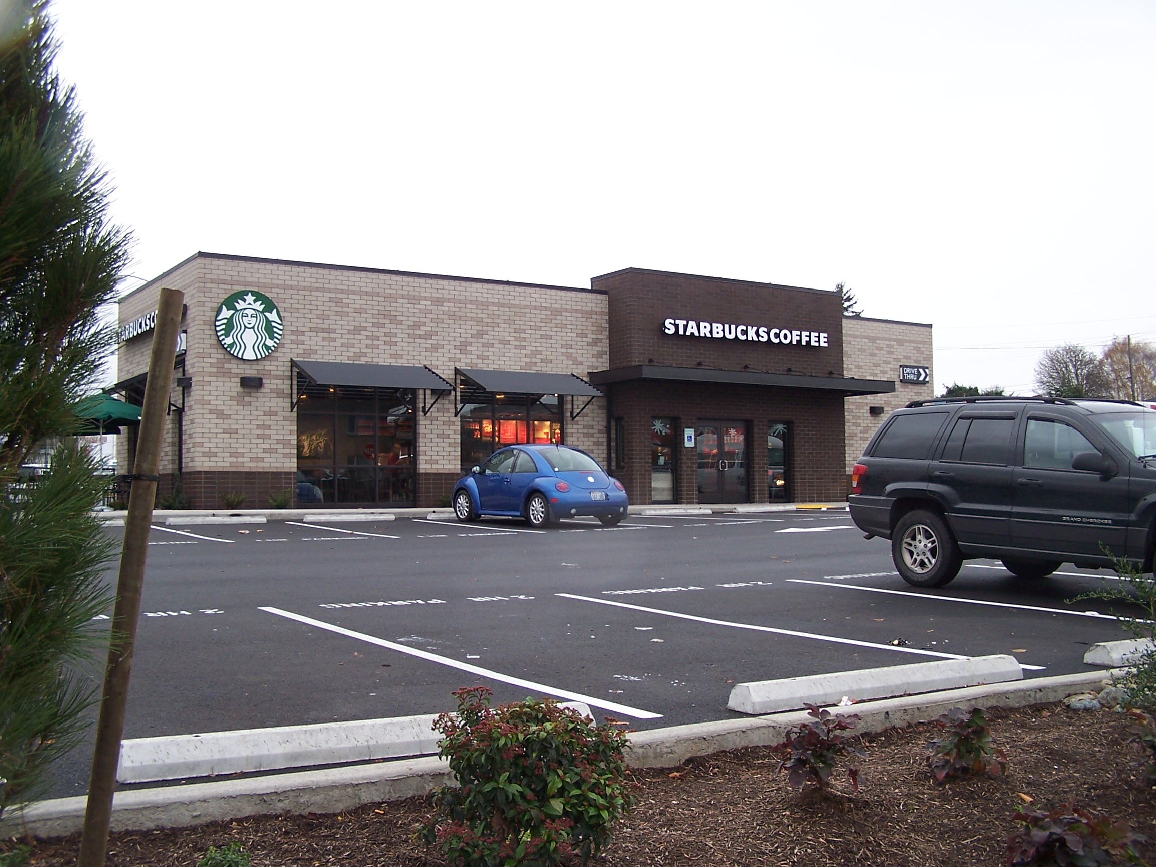 Starbucks In Everett