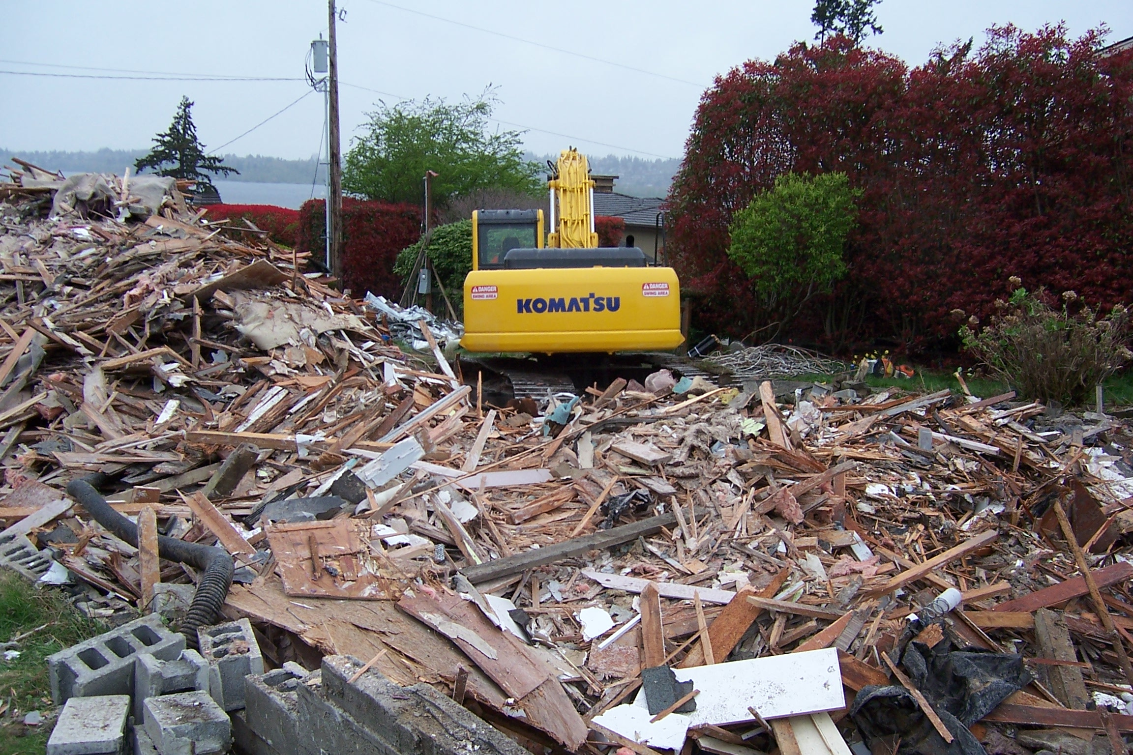 Kirkland Demolition