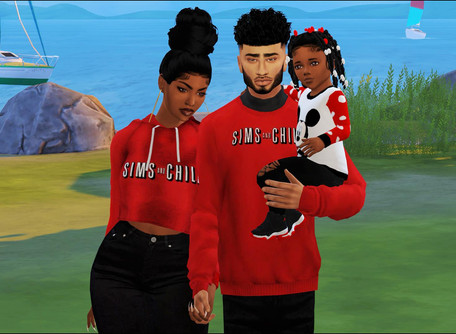 Sims & Chill Collection