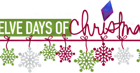 The Black Simmer 12 Days Of Christmas