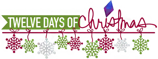 12 Days Of Christmas.The Black Simmer 12 Days Of Christmas