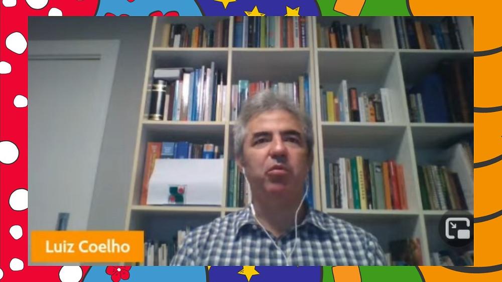 Vice-reitor da UDESC, Luiz Antonio Ferreira Coelho