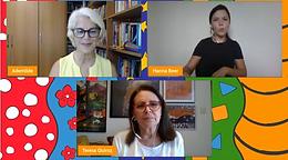 Pesquisadora peruana fala sobre formação de educadores em tempos de pandemia