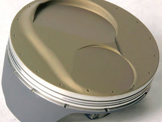 JB1 Piston Skirt Coating
