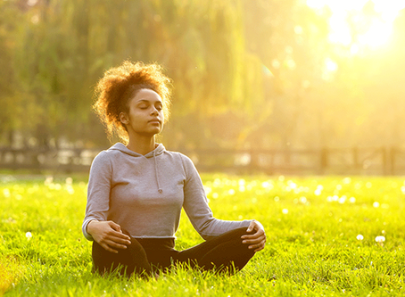 "A 7-Minute Mindfulness Practice to Shift Out of ""Doing"" Mode"