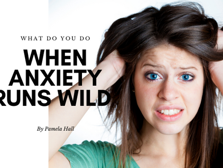 What Do You Do When Anxiety Runs Wild?
