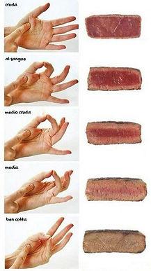 cotture carne