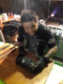 chef barbecue