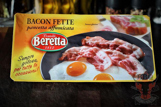 bacon beretta