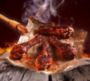 ALETTE DI POLLO BBQ
