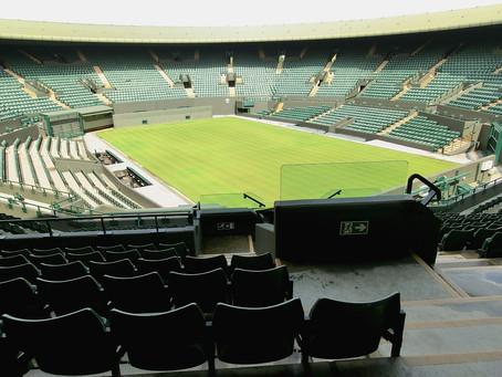 Wimbledon si arrende: appuntamento al 2021