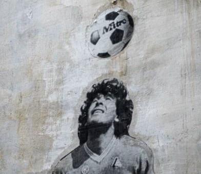 E' morto Diego Maradona