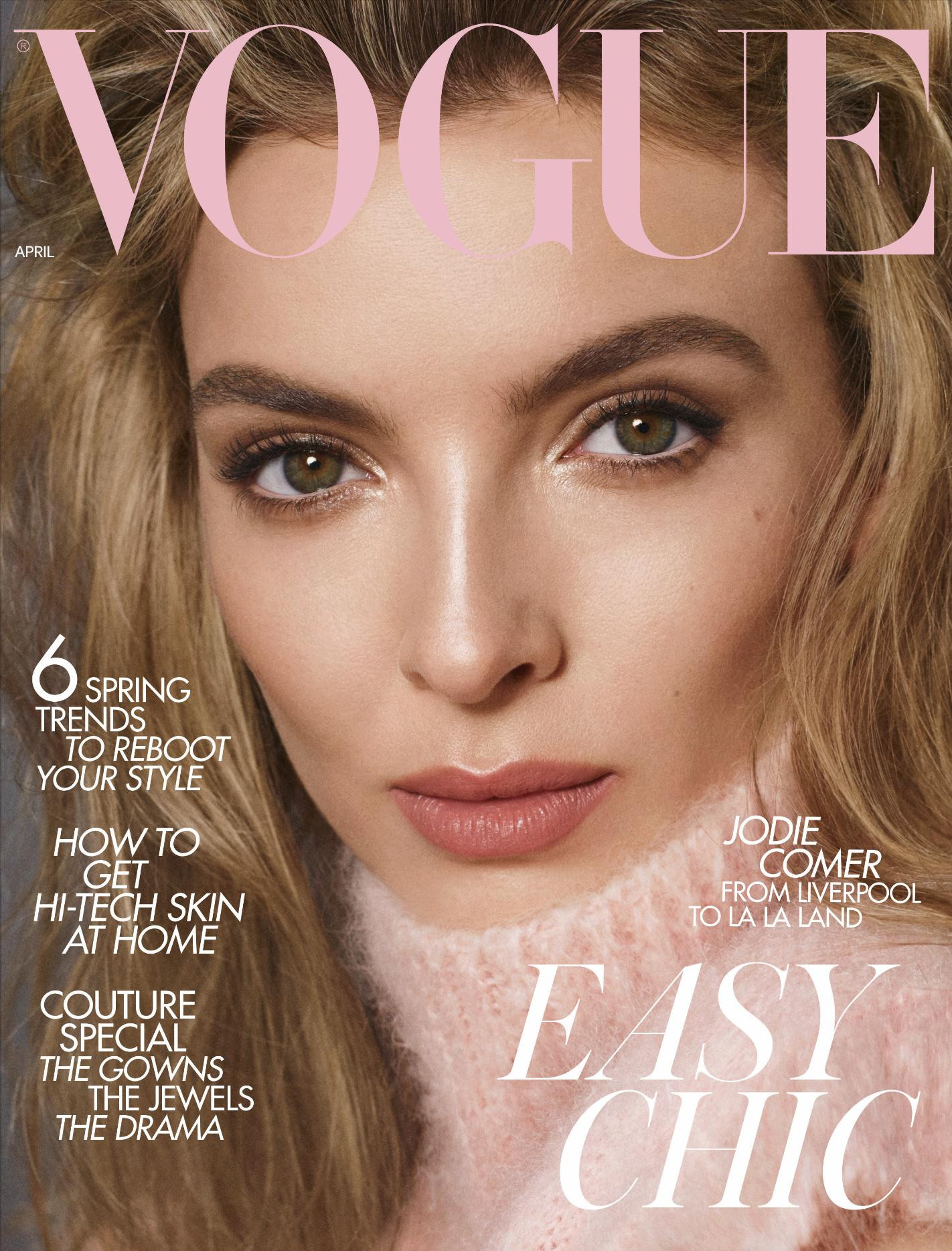 Vogue April Cover