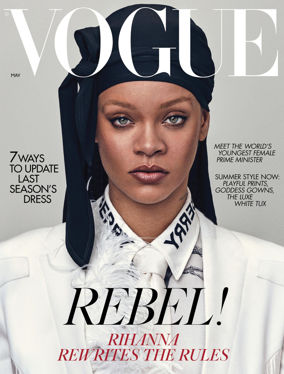 Vogue May Cover