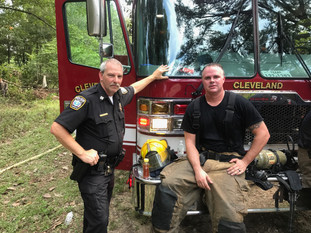 Cleveland Fire Department