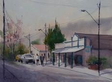 Mittagong Streetscene