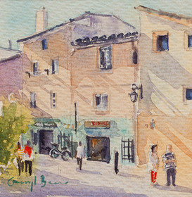 Shadow Patterns IV, Aix-en-Provence