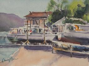 The Boatyard, Palm Beach, sold