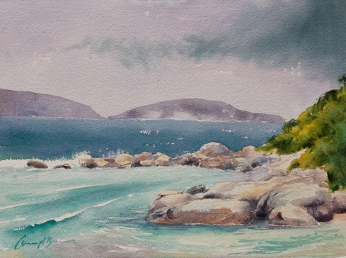 Calm before the storm, 28 x 38cm Unframed sizing.jpg