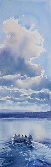 The Cloud Chronicles III,   watercolour.jpg