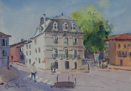 Crossroads, Narbonne France