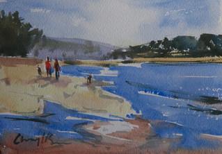 Lagoon Walk
