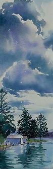 The Cloud Chronicles I,  37 x 76cm_.jpg