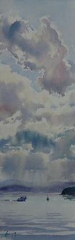 The Cloud Chronicles II,  37 x 76cm_.jpg