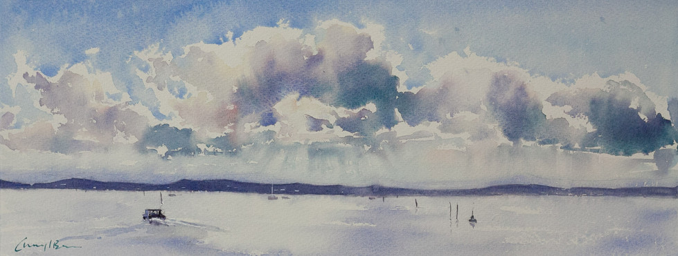 A Feast of Moving Clouds, 42 x 76cm Unframed size.jpg