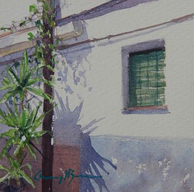 Shadow Patterns VI, Granada