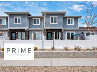 JUST SOLD! INCREDIBLE RIVERTON TOWN HOME. $385,000