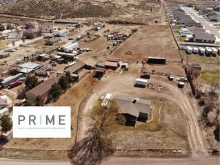 PENDING - 2.5 ACRES HERRIMAN DEVELOPER'S DREAM II $599,999