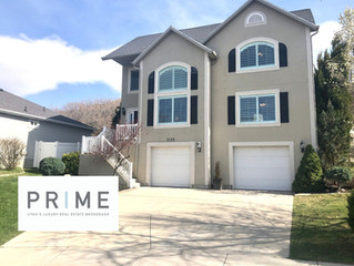 EAST BENCH DRAPER LIVING.           II UNDER CONTRACT AT $459,999