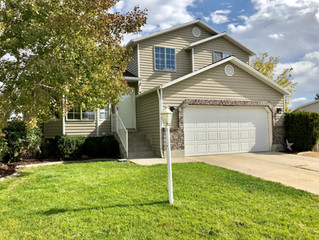 JUST SOLD Multi Level             Kearns $269,999