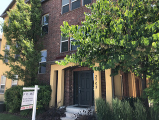 Just Sold End Town Home SLC $300,000 Waverly Station