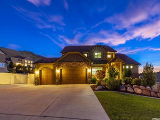 JUST CLOSED IN HERRIMAN. TWO STORY BEAUTY $699,999