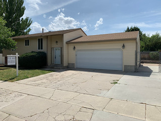 JUST SOLD! WEST JORDAN MOVE IN READY FOR $299,999