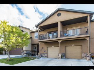 JUST SOLD! SOUTH JORDAN TOWN HOME WITH VIEWS! MOVE IN READY FOR $300,000!