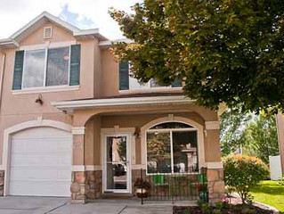 SOLD! Sandy Townhome